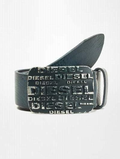 Ceinture Ribet Diesel Ceinture Diesel Pas Cher Pour Homme Ceinture