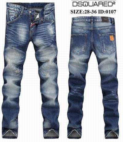 9aa07d200c0c3 original dsquared jeans,jean 470 dsquared,taille jean gachassin
